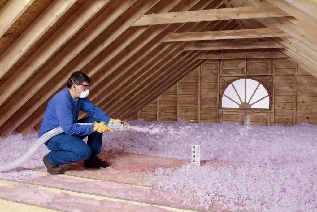 attic insulation in Tacoma