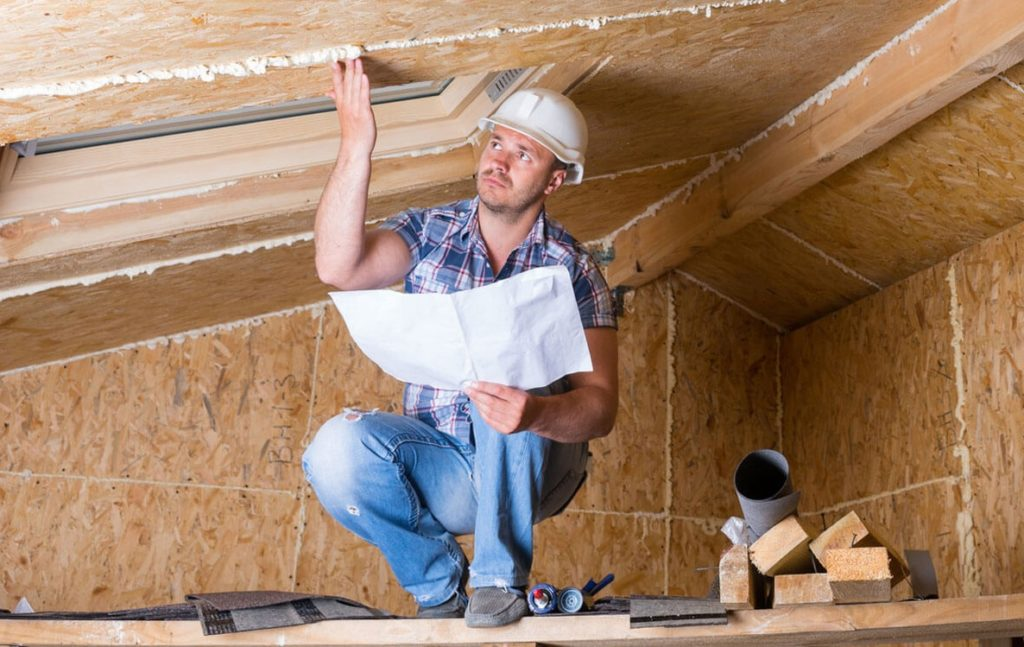 Attic Inspection is Necessary