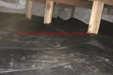 crawl space cleaning auburn