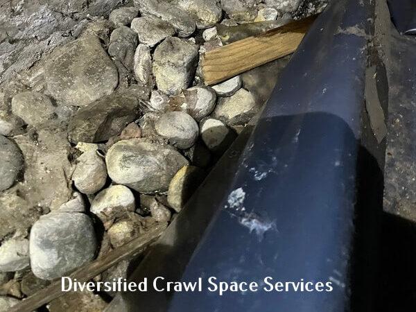 Crawl Space Drainage