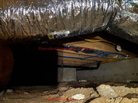 Crawl Space Repair